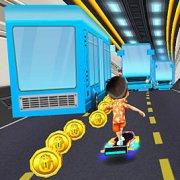 Игра Игра Сабвей серф: автобус и метро раннер