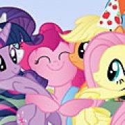 Игра Игра Пони: желе три в ряд