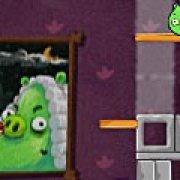 Игра Игра Angry Birds: свиньи-привидения