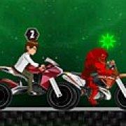 Игра Игра Гонка: Бен 10 против пришельца
