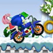 Игра Игра Соник: езда грома