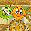 Игра Игра Спаси апельсин 1