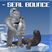 Игра Игра Йети Спорт 3 Тюлень: Отскок Пингвина