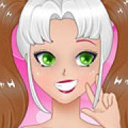 Игра Игра Мой манга аватар