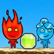 Игра Игра Огонь и Вода бесплатно
