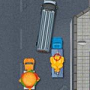 Игра Игра Продовольственная битва грузовиков (Food Battle Truck)