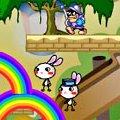 Игра Игра Радужный кролик