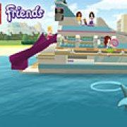 Игра Игра Лего Френдс дельфины