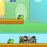 Игра Игра Приключение Наруто лягушки