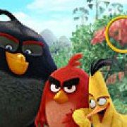 Игра Игра Angry Birds в кино: скрытые буквы