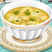 Игра Игра Кухня Сары куриный суп с клецками