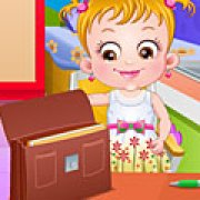 Игра Игра Малышка Хейзел время помогать