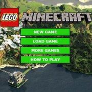 Игра Игра Майнкрафт Лего