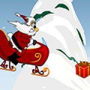Игра Игра Рождественская езда