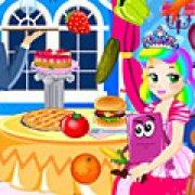 Игра Игра Принцесса Джульетта секретный рецепт