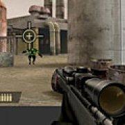 Игра Игра Перекрестный огонь: король снайперов