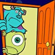Игра Игра Университет Монстров: скрыть и кричать / Monsters University Boos Hide
