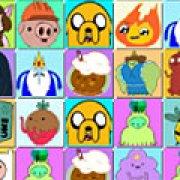 Игра Игра Герои мультика время приключений