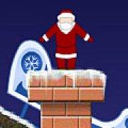 Игра Игра Путь Деда Мороза через дымоход