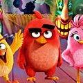 Игра Игра Angry birds летняя вечеринка