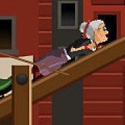 Игра Игра Злая бабушка из психушки