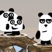 Игра Игра 3 панды 2 ночь