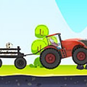 Игра Игра Тракторы ферма