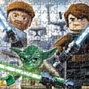 Игра Игра Лего звездные войны пазлы