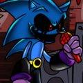 Игра Игра Фрайдей Найт Фанкин Минус Sonic.exe Версия 2