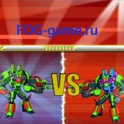 Игра Игра Эпический Турнир Роботов