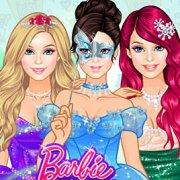 Игра Игра Барби Фея, Русалочка или Принцесса