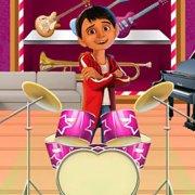 Игра Игра Магазин музыкальных инструментов Коко