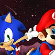 Игра Игра Соник спасает Марио 2