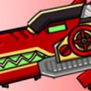 Игра Игра Собирать роботов динозавров: спинозавр пожарный