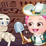 Игра Игра Малышка Хейзел археолог