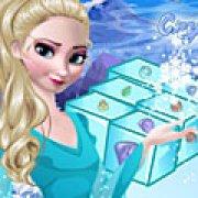 Игра Игра Холодное сердце: кристаллы Эльзы