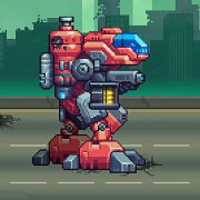 Игра Игра Стрелялка: Нео Робот