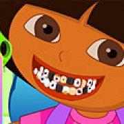 Игра Игра Лечить зубы Даши