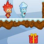 Игра Игра Огонь и Вода новогодние приключения