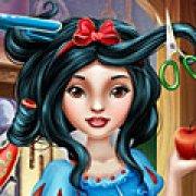 Игра Игра Белоснежка: реальные прически