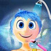 Игра Игра Головоломка: Радость макияж