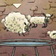 Игра Игра Овцы идут домой космос