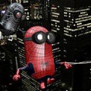 Игра Игра Миньон человек паук