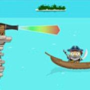 Игра Игра Береговая артиллерия (Coastal Cannon)