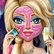 Игра Игра Новогодний макияж Шопоголика