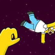Игра Игра Пинок Гомера