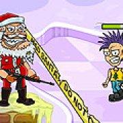 Игра Игра Рождественское сражение