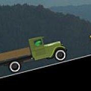 Игра Игра Ускорение Халка на грузовике
