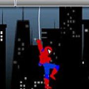 Игра Игра Спайдермен: городской рейд