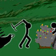 Игра Игра Война стикменов
